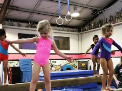 Elite Gymnastics Summer Camp