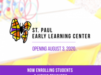 St. Paul Early Learning Center