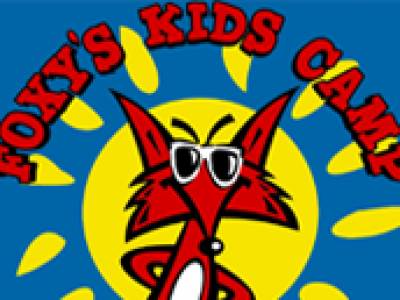 Foxy's Kids Camp: FUN IN THE SUN