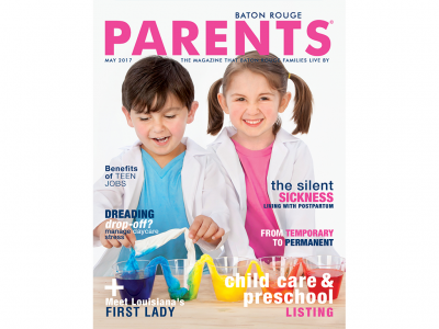 May 2017 - Baton Rouge Parents Magazine