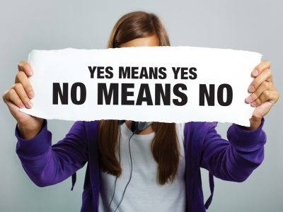 Yes Means Yes, No Means No: Teaching Consent to Your Children