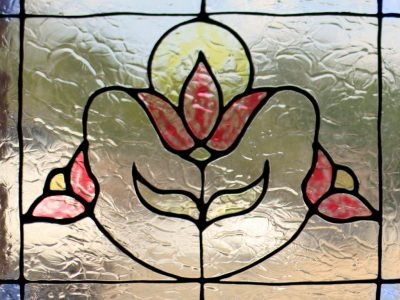 Faux Stained Glass Templates