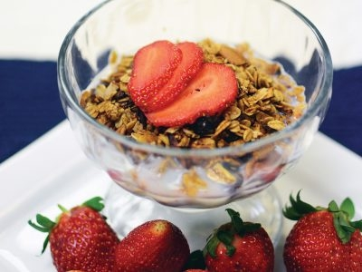 Slow Cooker Crunchy Granola