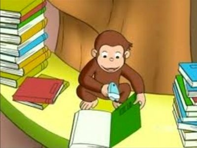Curious George Birthday Surprise