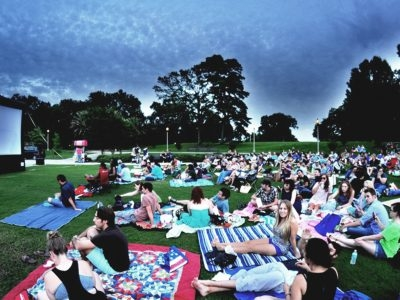 Movies and Music on the Lawn