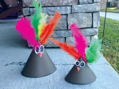 Turkey Cones