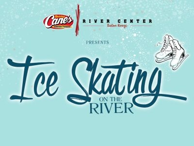 Ice Skating on the River