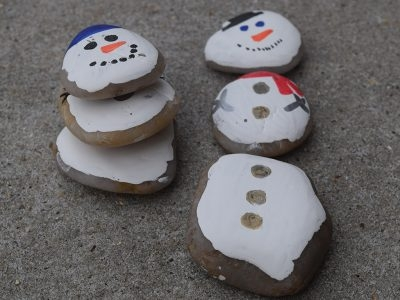 Mix-N-Match Snowmen