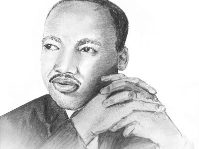 Martin Luther King Jr. Day Story/Craft