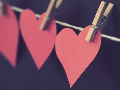 Paper Heart Story/Craft