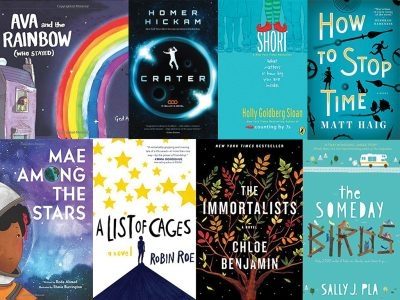 March 2018 Books