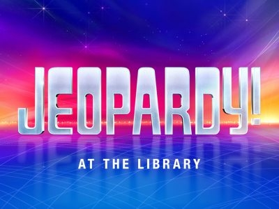 Jeopardy at the Library