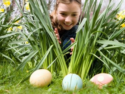 An Old-Fashioned Easter Celebration