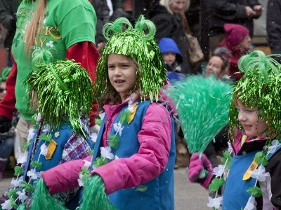 Wearin' of the Green Parade