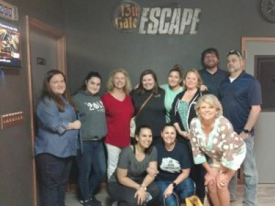 We Escaped!
