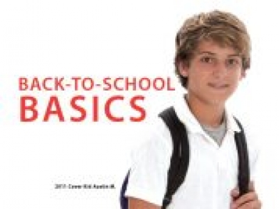 Back-To- School Basics