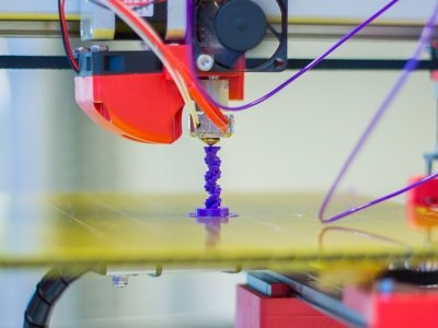 3D Printing with Makerbot Replicator 2X for Teens