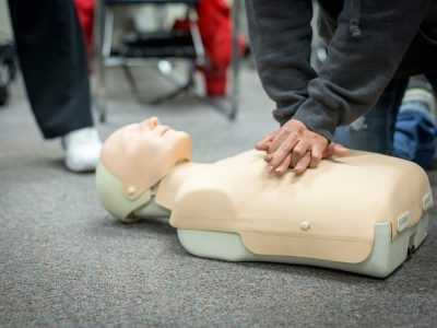 CPR for Friends and Family
