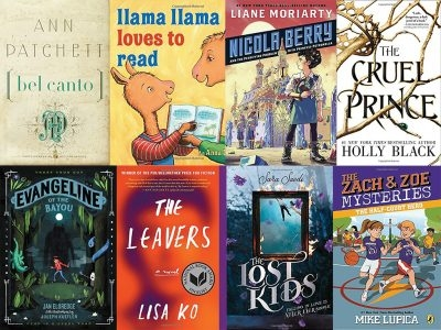 June 2018 Books