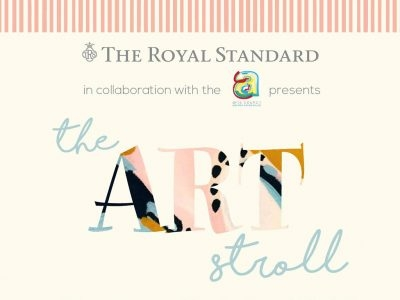 The Royal Standard Art Stroll and Sale Opening Reception