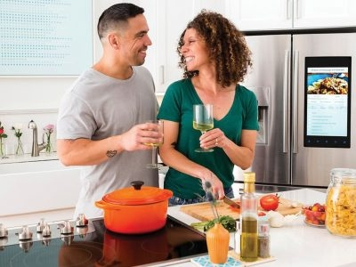 Cooking with Grace: Couples Cooking Class