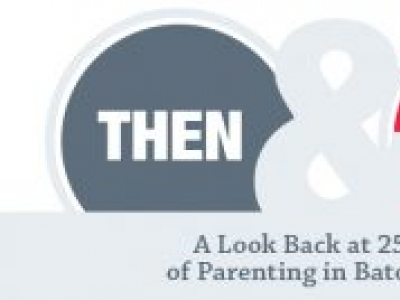 Then And Now: A Look Back at 25 Years of Parenting in Baton Rouge