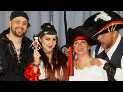 Shiver Me Timbers Pirate Scavenger Hunt