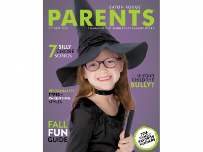 October 2018 - Baton Rouge Parents Magazine