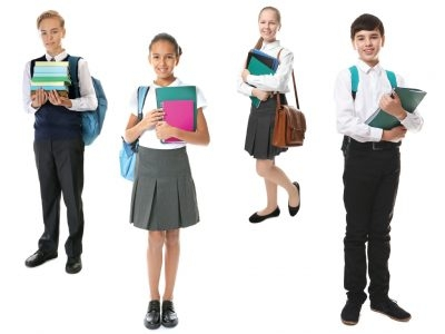 9 Perks of School Uniforms