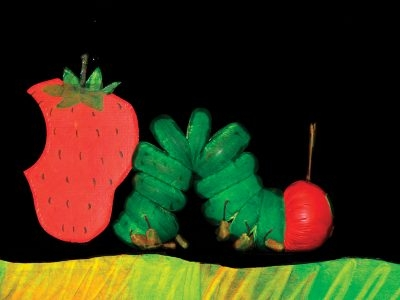 Very Hungry Caterpillar Make and Take