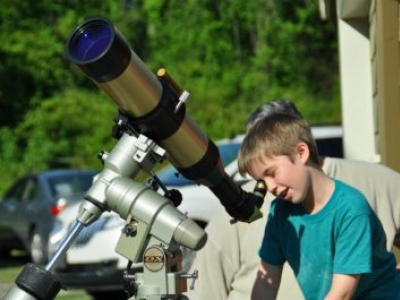 Science, Space, & Summer Fun