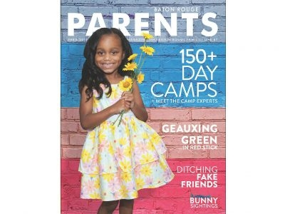 April 2019 - Baton Rouge Parents Magazine
