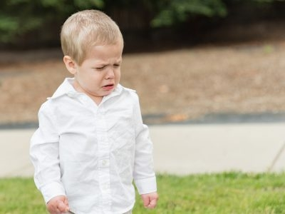 Is It Terrible Twos or Just Terrible Behavior?