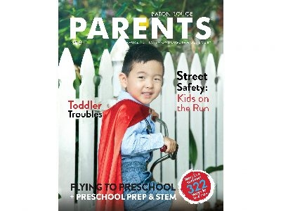 May 2019 - Baton Rouge Parents Magazine