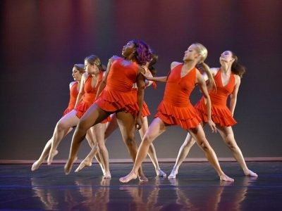 CANGELOSI DANCE PROJECT: ON THE MOVE