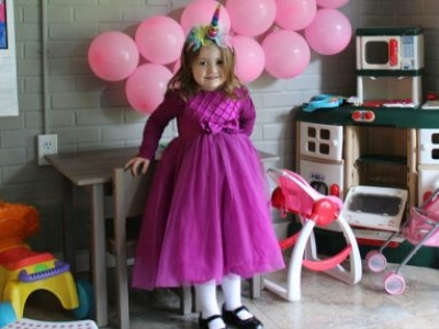 A Playdate-Style Birthday Party