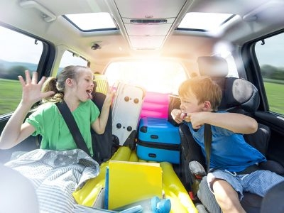 10 Things to Make Road Trips with Kids More Fun and Less Stressful