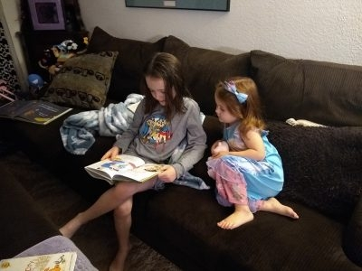 Raising Readers One Book at a Time