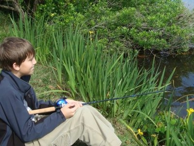 KIDS FISHING RODEO