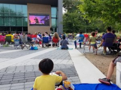 Let It Go at the Library!