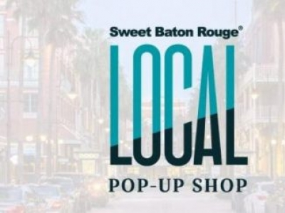 SWEET BATON ROUGE HOLIDAY LOCAL POP UP SHOP