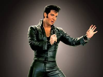 JAY DUPUIS AS ELVIS