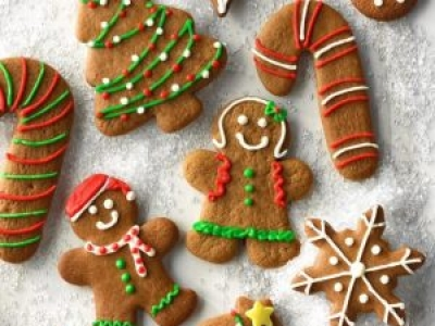 ADVANCED HOLIDAY COOKIE DECORATING CLASS