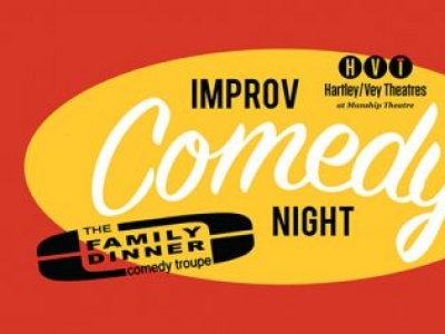 FAMILY DINNER IMPROV COMEDY SHOW
