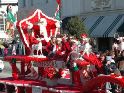BATON ROUGE CHRISTMAS PARADE