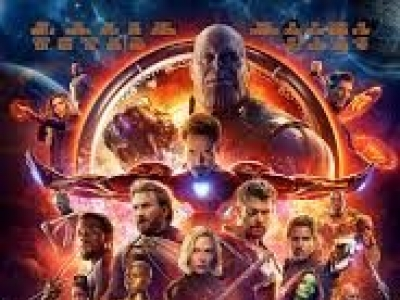 MOVIE IN THE PARK: AVENGERS: INFINITY WAR