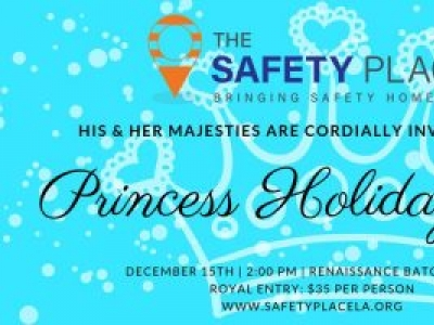PRINCESS HOLIDAY TEA