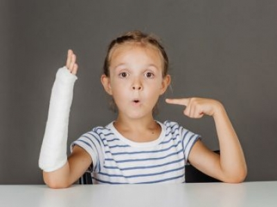 Children and Broken Bones