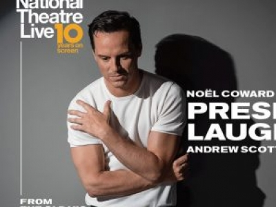 NATIONAL THEATRE ENCORE: PRESENT LAUGHTER