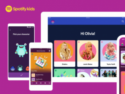 Dance Away the Cabin Fever with Spotify Kids